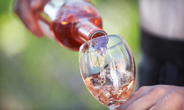 Heart of Virginia Wine Trail - South Anna: $15 for April Fool's Wine Festival for Two on April 6 or 7 From Heart of Virginia Wine Trail (Up to $36 Value)