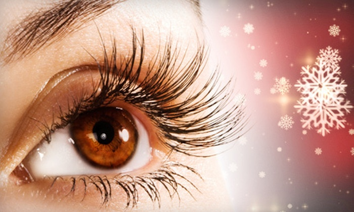Miss Knockout - Pearl: Ultra Thick Silk or Siberian Mink Eyelash Extensions at Miss Knockout (Up to 67% Off)