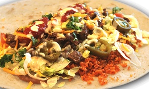 Mami's Authentic: Mexican Cuisine from Mami's Authentic (Up to 35% Off). Three Options Available.