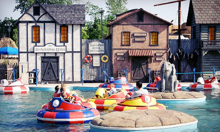 Bayville Adventure Park - Bayville: Two-Day Unlimited VIP Admission Pass for One or Two at Bayville Adventure Park (Up to 52% Off)