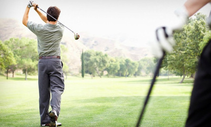 Bear Creek Golf Club - Jersey: 18 Holes of Golf for Two or Four with Cart Rental and Sleeves of Balls at Bear Creek Golf Club in Monroe (Up to 64% Off)