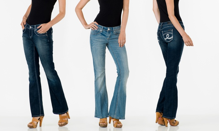 Seven7 Women's Jeans and Denim Leggings: $34.99 for Seven7 Women's Jeans and Denim Leggings (Up to $74 List Price). Multiple Styles. Free Shipping and Returns.