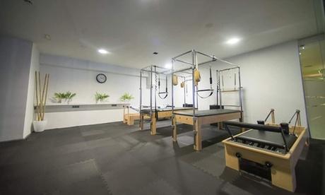 4, 6 u 8 clases de pilates en máquina desde 29,95 € en Full Pilates
