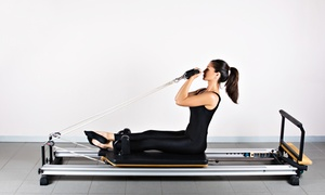 Flo Pilates Studio: Five Pilates Mat Classes or Two Private Pilates Sessions at Flo Pilates Studio (Up to 59% Off)