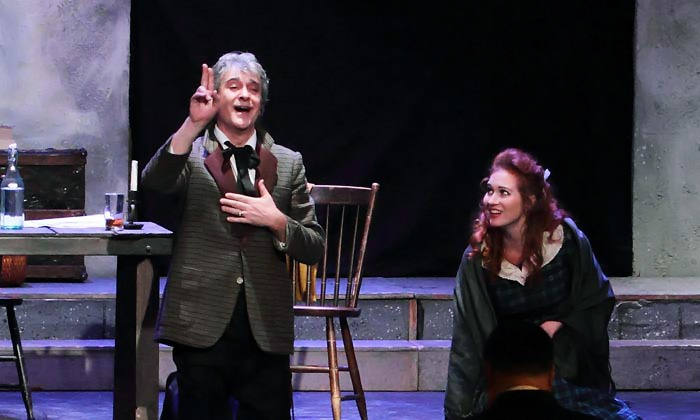 """Puccini's """"La Boheme"""" - Times-Union Center for the Performing Arts (1 hour prior to the performance): Teatro Lirico D'Europa Presents Puccini's """"La Boheme"""" on January 29 at 7:30 p.m. (Up to 49% Off)"""