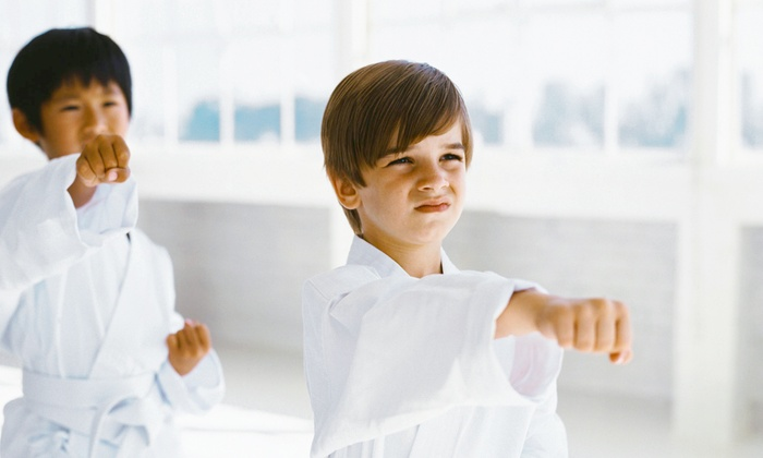 MP USA - Mountain View: Three-Day Introductory Martial-Arts Class with Uniform for One or Two Children at MP USA (Up to 58% Off)