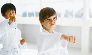 MP USA: Three-Day Introductory Martial-Arts Class with Uniform for One or Two Children at MP USA (Up to 58% Off)