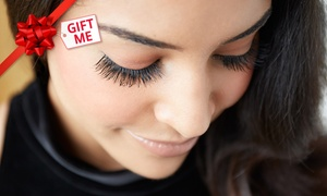 Total Beauty - Remuera: Full Set of Silk Eyelash Extensions - 30 ($29) or 40 Lashes Per Eye ($39) at Total Beauty, Remuera (Up to $120 Value)