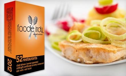 Foodie Indy - Foodie Indy in