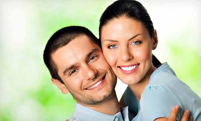 Body FX, LLC - Houston: One 20-, 40-, or 60-Minute Teeth-Whitening Treatment at Body FX, LLC (Up to 65% Off)