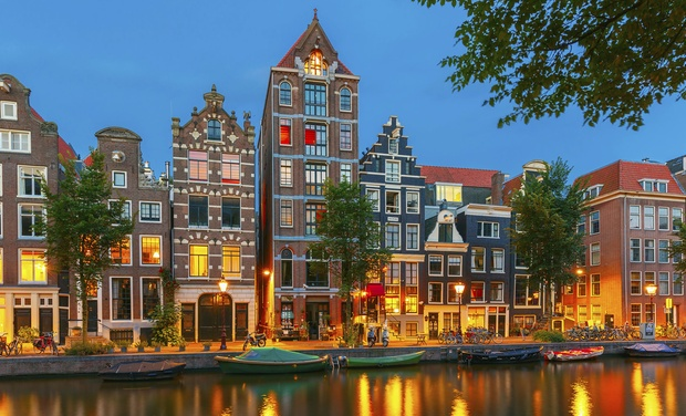 Dutch design hotel artemis amsterdam groupon for Hotel design amsterdam centro