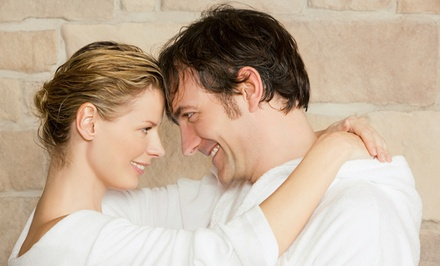 $119 for a 60-Minute Couples Massage with Hydrotherapy and Beverage at Andalusia Day Spa ($228 Value)