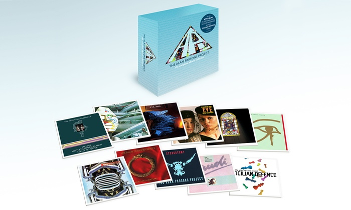 The Alan Parsons Project: The Complete Albums Collection: The Alan Parsons Project: The Complete Albums Collection with 10 Studio Albums and an Unreleased Album. Free Returns.