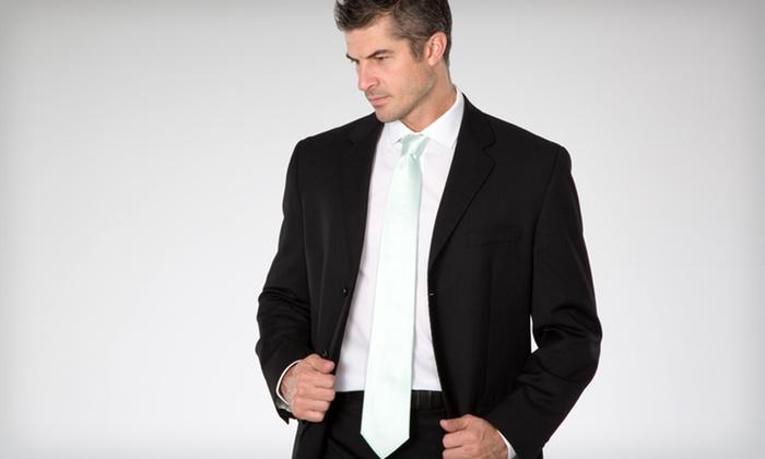 Calvin Klein 100% Silk Ties: $13.99 for a Calvin Klein Collection 100% Silk Tie ($59.50 List Price). 5 Styles Available.