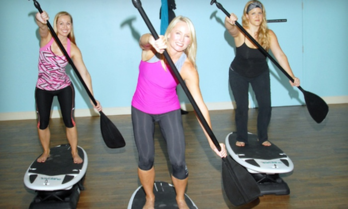 Studio E - Destin: One or Five Group Fitness Classes at Studio E (Up to 69% Off)
