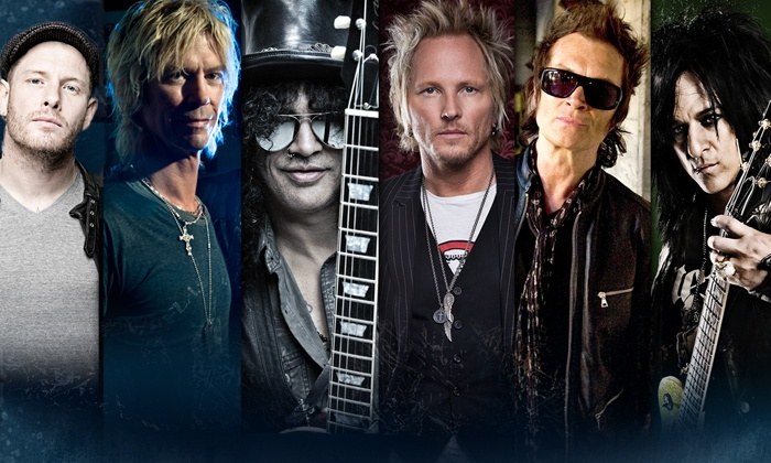 Kings of Chaos - Hollywood United: Kings of Chaos ft. Members of Slipknot and GN'Rat Avalon Hollywood Theatre on November 18 at 9 p.m. (Up to 26% Off)