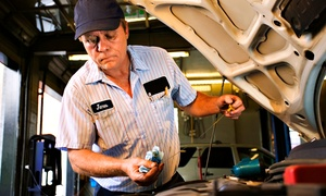 Blatt Tire & Auto Repair: State Inspection, One Synthetic Oil Changes, or Maintenance Package at Blatt Tire & Auto Repair (Up to 52% Off)