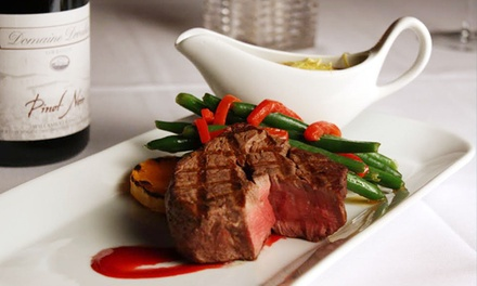 Upscale Organic Dinner Cuisine for Two or Four at Wilfs Restaurant & Bar (Up to 41% Off)