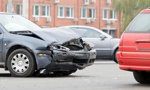 Marana Auto Body: Insurance Deductible at Marana Auto Body (90% Off). Two Options Available.