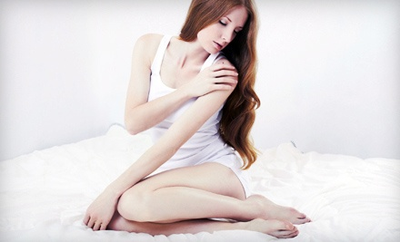 3 or 6 Laser Hair-Removal Treatments at Advance Medical Rehabilitation Center (Up to 71% Off). Four Options Available.