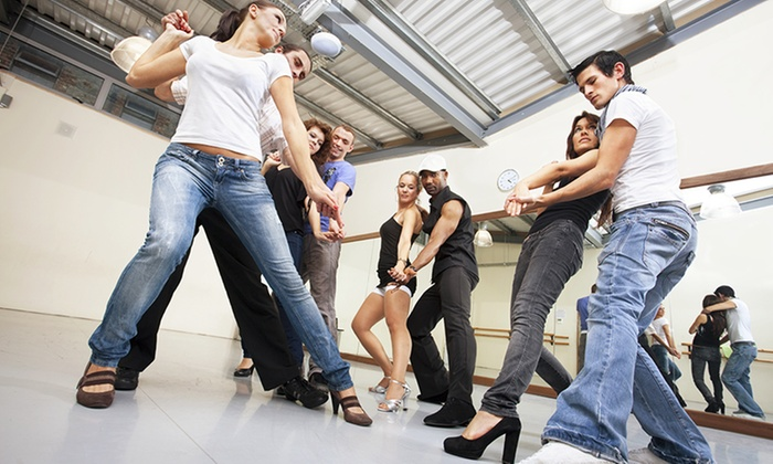 Alberto - Alberto: Three, Six or Eight Beginner Salsa Classes at Alberto, Multiple Locations (Up to 50% Off)