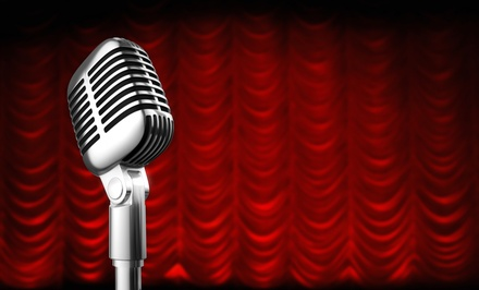 Comedy Show with Drinks and Tickets to a Future Show for Two or Four at Stand Up NY (Up to 78% Off)