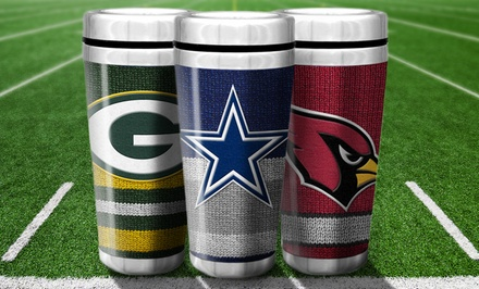 NFL 16 Oz. Woolie Travel Mug