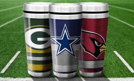 NFL 16 Oz. Woolie Travel Mug