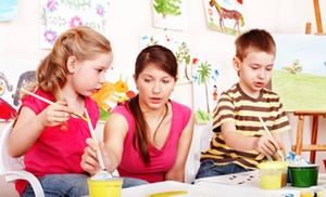 Good 4 Kidz: $69 for $125 Worth of Childcare at Good 4 Kidz