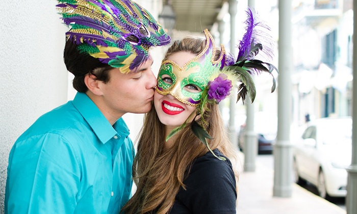 VCB Photography - New Orleans: Portrait or Engagement Photo Shoot from VCB Photography (Up to 69% Off). Three Options Available.