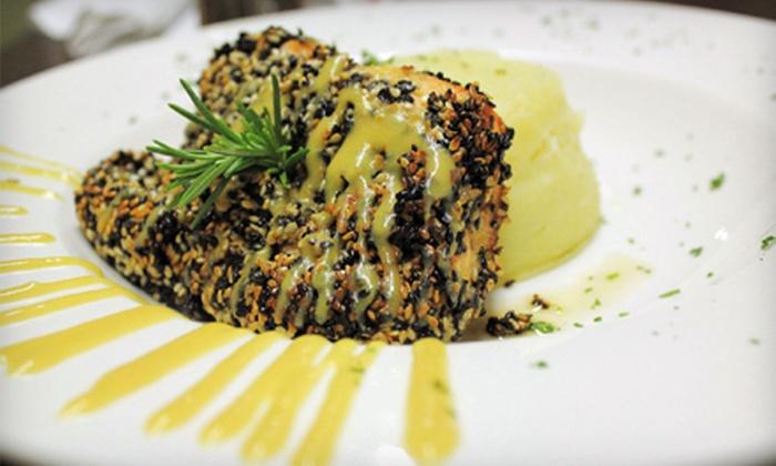 West Avenue Cafe - West Avenue: $50 Worth of International Cuisine