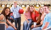 North Oaks Bowl - St. Louis: Two Hours of Bowling and Pizza for 2, 5, or 10 at North Oaks Bowl (Up to 78% Off)