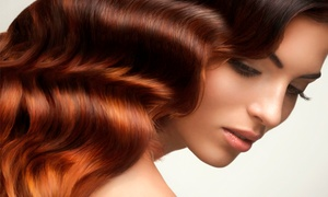 Charles David Hair Studio: Cut & Condition with Optional Highlights or Color, or Cut and Perm at Charles David Hair Studio (Up to 55% Off)