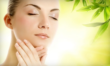 Facial-and-Eye-Treatment Package (a $140 total value) - Bliss Organic Day Spa in Sebastopol