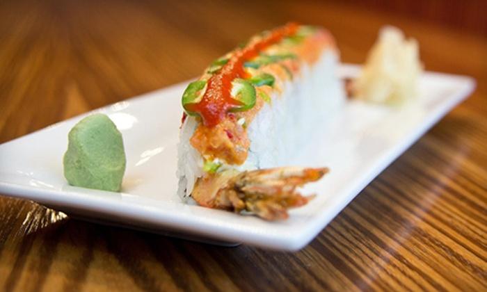 Melange - Ann Arbor: Asian-European Fusion Fare for Lunch or Dinner at Melange (Half Off)