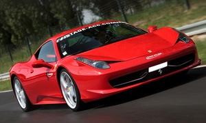 MOTORS CONSULTING: Stage de pilotage sur circuit au volant de voitures mythiques dès 39,90 € chez Motors Consulting