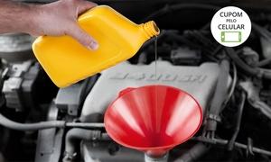 Pneu DF - Samambaia: Pneu DF - Samambaia: troca de óleo mineral, semissintético ou sintético + filtro de óleo