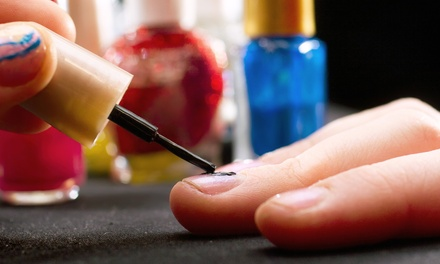 Kids' Mani-Pedi at Pamper My Princess (Up to 44% Off)