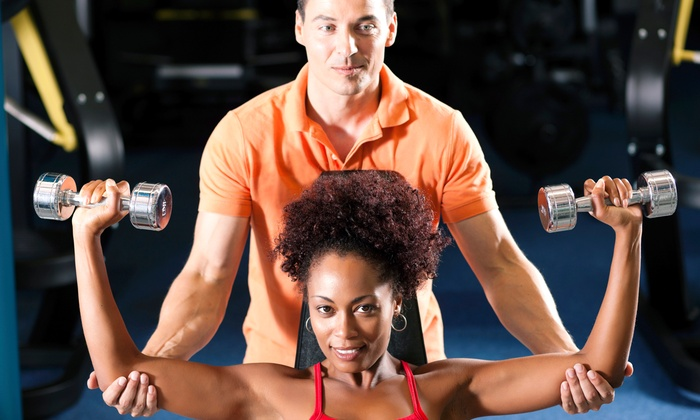 Brits Brothers Gym - Pleasantburg: $39 for a Personal-Training Package at Brit's Brothers Gym ($210 Value)