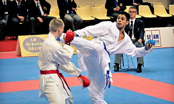 2012 Karate Canada National Championships - City Centre: One or Three Days at the 2012 Karate Canada National Championships at the Richmond Olympic Oval on March 16–18