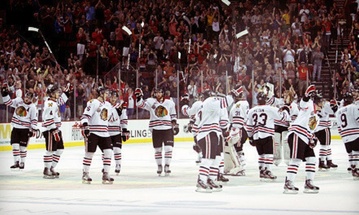 Portland Winterhawks, 2013 WHL Playoffs - Moda Center: $25 for a Portland Winterhawks Playoff Hockey Game for Two on March 22 or 23 at Rose Garden Arena (Up to $54.50 Value)