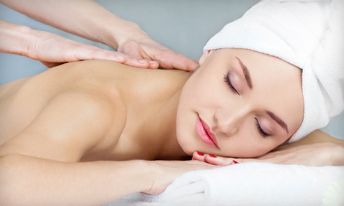 Tommi Salon and Spa - Center City East: Massage, Facial, or Both at TommiSalon and Spa (Up to 58% Off)