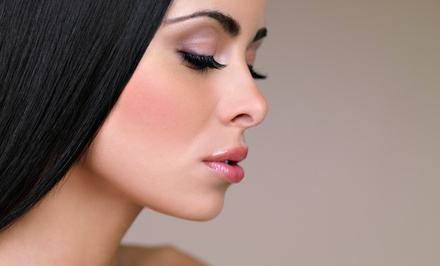 One or Three Brazilian Waxes, or Three Eyebrow-Threading Sessions at The Brow Shop (Up to 83% Off)