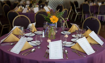 Event Catering at Legacy Hall (Up to 52% Off). Two Options Available.