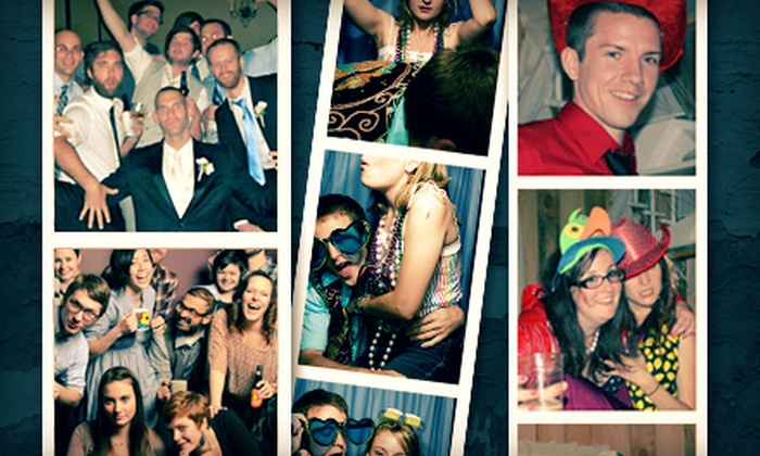 Photobooths of the MidSouth - Memphis: Three-, Four-, or Five-Hour Photo-Booth Rental from Photobooths of the MidSouth (Up to 52% Off)