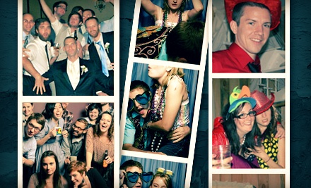 3-Hour Photo-Booth Rental (a $725 value) - Photobooths of the MidSouth in