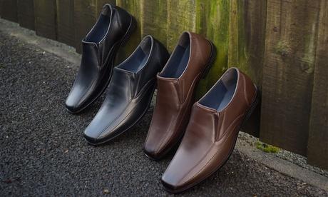 Zapatos de cuero Redfoot para hombre