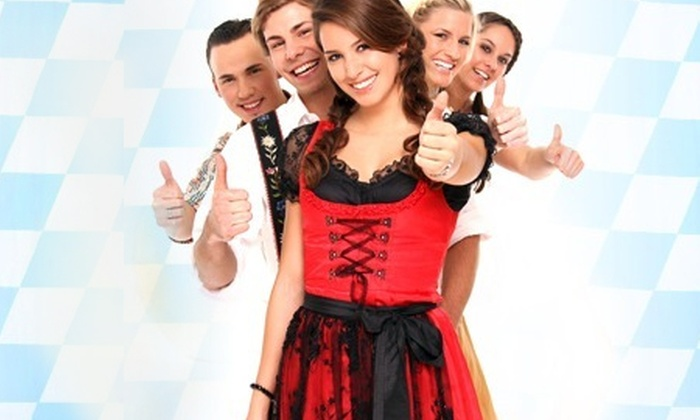 Oktoberfest - Kennington Park - Lambeth: London Oktoberfest 2013: Entry With Sausages and Beer from £12 (Up to 62% Off)