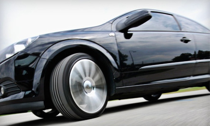 Capital Tint - Henderson: Car, Small Truck, or SUV Window Tinting on Two or Five Windows at Capital Tint in Henderson (Up to 55% Off)