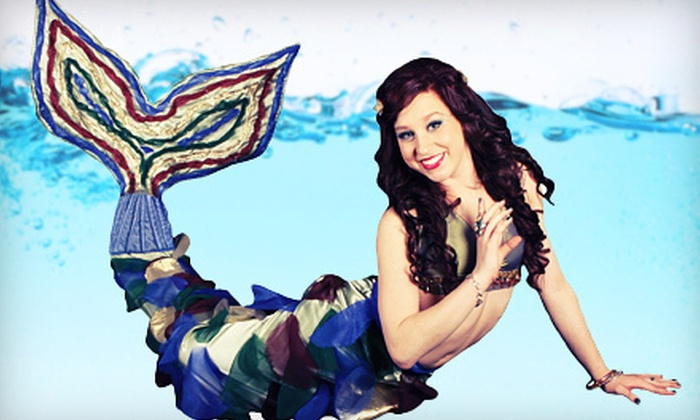 """""""The Little Mermaid"""" presented by the Illinois Youth Dance Theatre - Lake Zurich Performing Arts Center: $11 to See the Center for Ballroom & Dance's """"The Little Mermaid"""" on May 11 or 12 ($22 Value). Three Shows Available."""